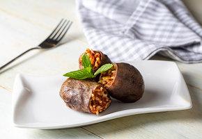 Баклажаны: сушёные фаршированные. Необычный рецепт вкусного блюда из Турции