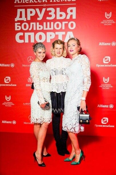 Анжелика Тиманина, Полина Киценко и Дарья Коробова