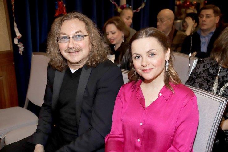 Игорь Николаев иЮлия Проскурякова фото