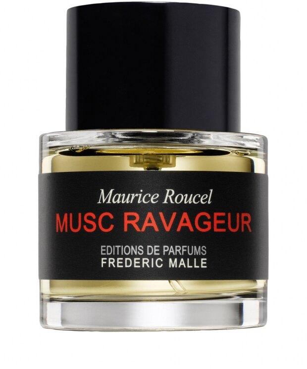 Musc Ravageur, Editions Parfums Frédéric Malle