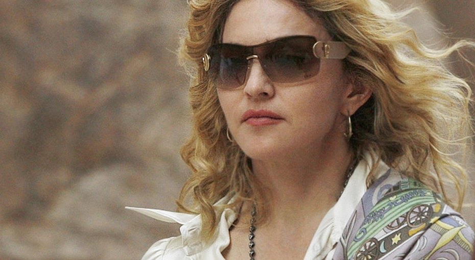 Мадонна стала семейным консультантом