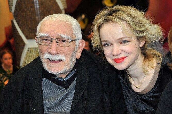 83-летний Армен Джигарханян проиграл суд бывшей жене Виталине Цымбалюк-Романовской