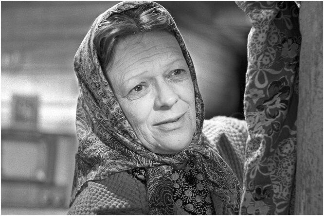 Народная бабушка СССР, любимая женщина немецкого философа. Это Татьяна Пельтцер