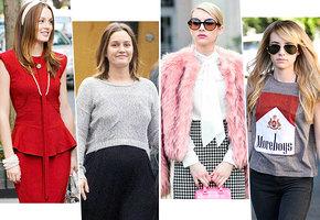 Простые женщины: вы не поверите, но так одеваются звезды в обычной жизни
