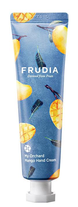 Питательный крем для рук с экстрактом манго FRUDIA