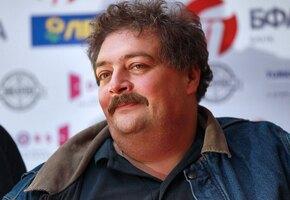 «Обязательно увидимся». Дмитрий Быков поздравил Михаила Ефремова с днем рождения
