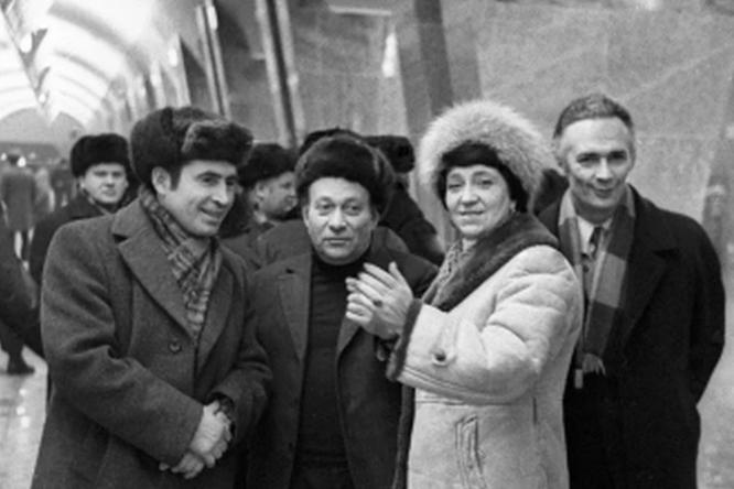 Нина Алёшина: почему легенда московского метростроя никогда неговорила осемье