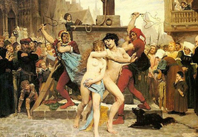 10 удивительных фактов о сексе и браке в древности