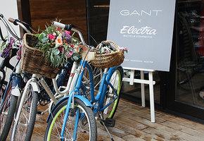 Gant и Electra открывают летний велосезон в Москве