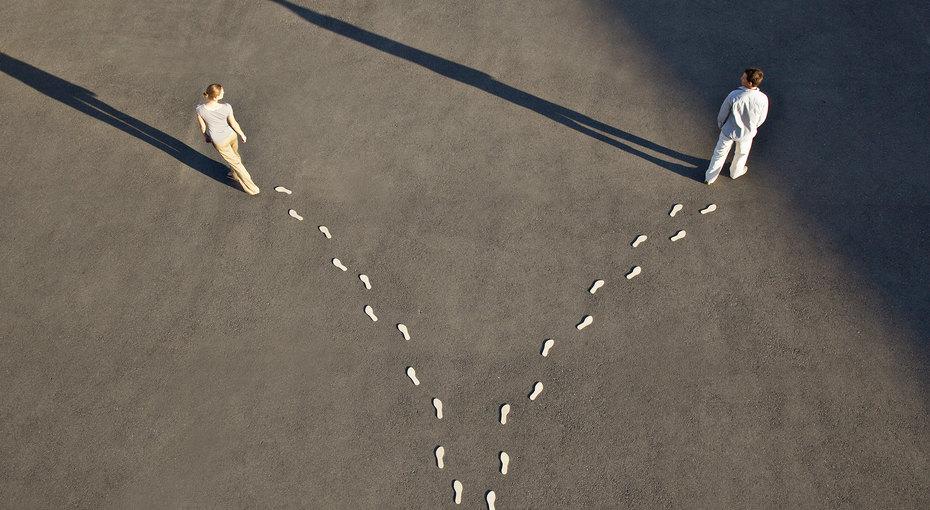 «Хороший» развод. Как расстаться ине ранить себя идетей