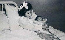 История 5 –летней девочки Лины Медины, ставшей самой молодой вмире мамой