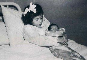 История 5 –летней девочки Лины Медины, ставшей самой молодой в мире мамой