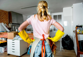Бесполезная уборка: 20 грубых ошибок, из-за которых в доме не станет чище