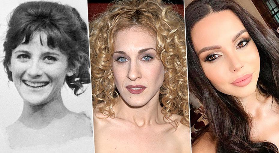 Ничего общего? Как выглядели 30-летние женщины вразные эпохи