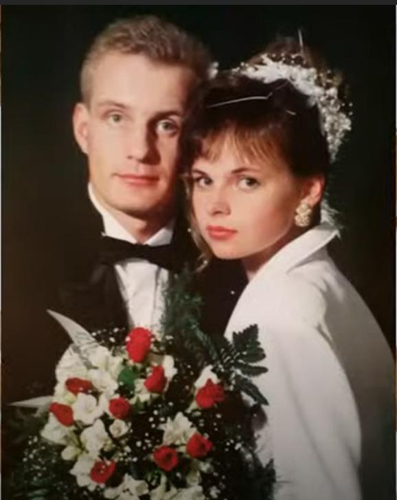 игорь филиппов с женой