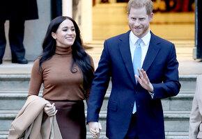 На что живет принц с женой: источники заработка Гарри и Меган в США