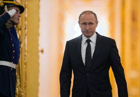 Владимир Путин ушёл на самоизоляцию из-за ситуации с коронавирусом в окружении