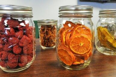 Яблочные чипсы исушёные ягоды: что такое дегидратор икак им пользоваться