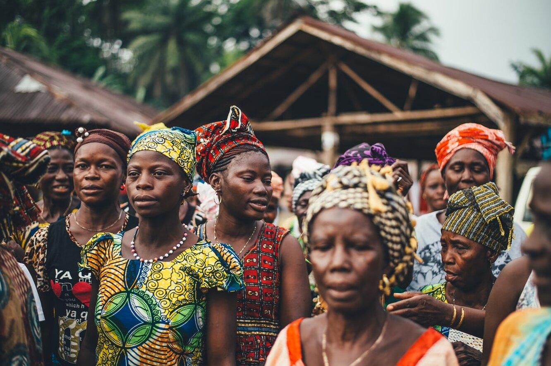 африкаские женщины,. темнокожие женщины, африканки, сьерра-леоне