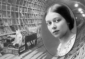 Антонина Пирожкова: она строила наше первое метро и сохранила нам Бабеля