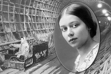 Антонина Пирожкова: она строила наше первое метро исохранила нам Бабеля