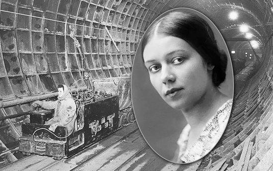 Антонина Пирожкова: женщина, которая строила наше первое метро исохранила нам Бабеля
