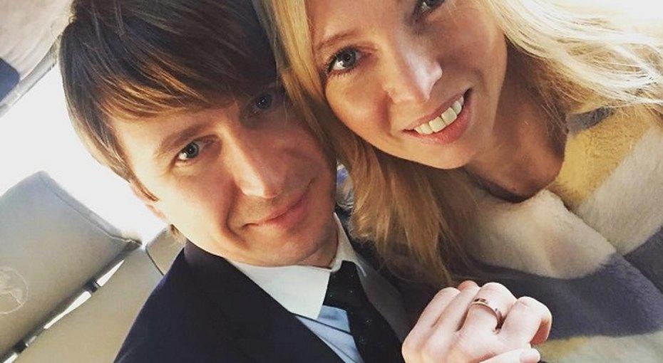 В Сети появились фотографии со свадьбы Алексея Ягудина иТатьяны Тотьмяниной