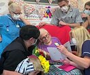 «Надежда есть всегда»: женщина, победившая коронавирус, отпраздновала 105-летие