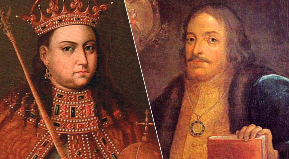 Любовь и корона. Царевна Софья Романова и Василий Голицын