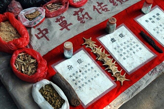 Китайские травы могут быть смертельно опасны