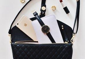 Как навести порядок в дамской сумке