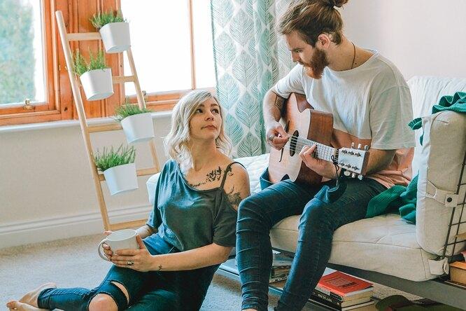 С милым рай: что вам нужно обсудить, прежде чем жить вместе