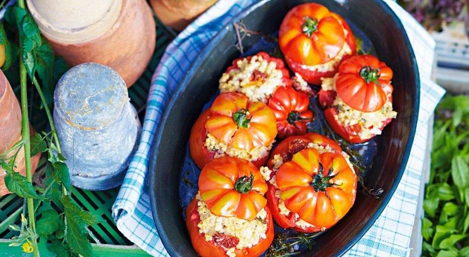 Овощи, просто созданные дляфаршировки!