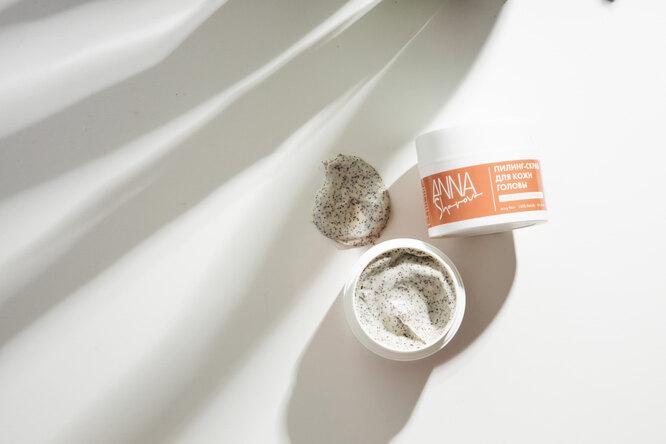 Пилинг-скраб для кожи головы