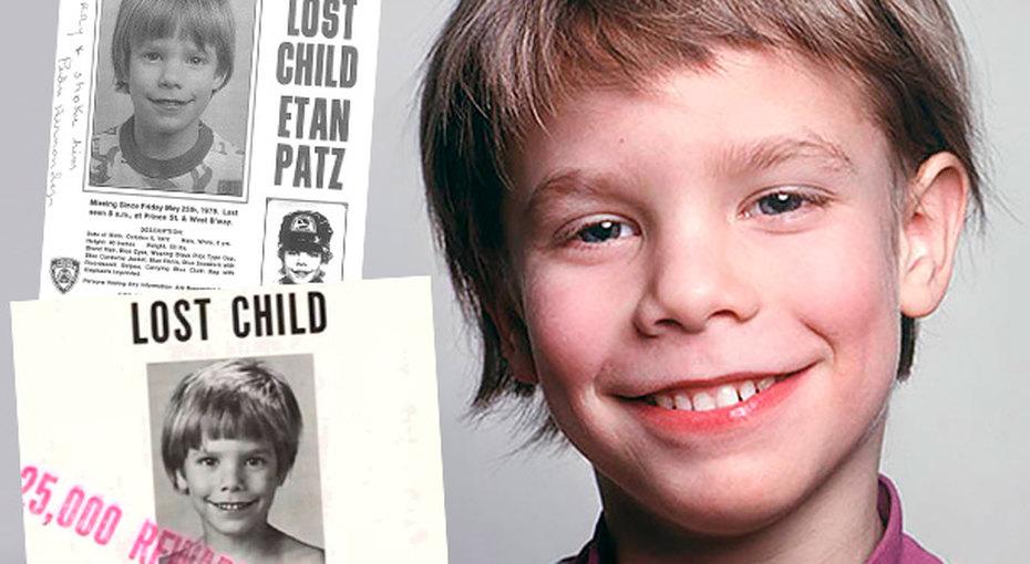 Трагедия шестилетнего Итана Патца, навсегда изменившего систему поиска детей вСША