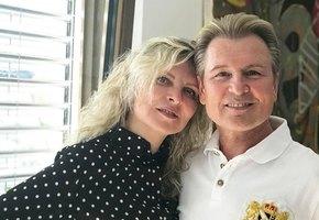 «Не устаю восхищаться твоей красотой!» Александр Малинин поздравил жену с 58-летием
