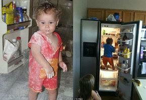 Вот что они на самом деле делают, когда родителей нет рядом!