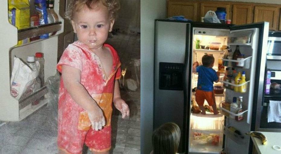 Вот что они насамом деле делают, когда родителей нетрядом!