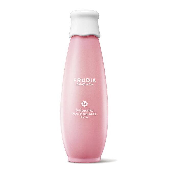 Питательный тоник с экстрактом и маслом граната и аденозином Pomegranate Nutri-Moisturizing Toner, FRUDIA