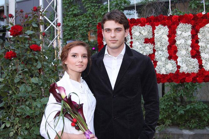 Дарья Егорова и Василий Степанов