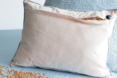 Греющая подушка
