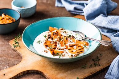 Запечённые абрикосы сминдальным кремом: готовит шеф-повар