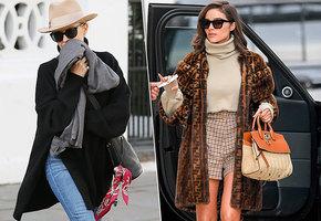 Сапоги, ботинки или туфли: какую обувь выбирают знаменитости