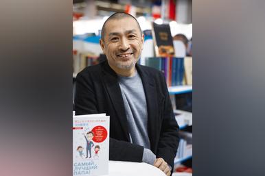 «Дети знают путь длясвоего развития»: советы отОота Тосимаса