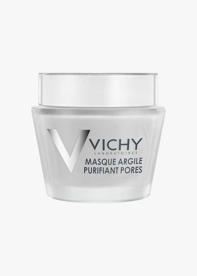 Минеральная очищающая поры маска с глиной Masque Argie Purifiant Pores, Vichy