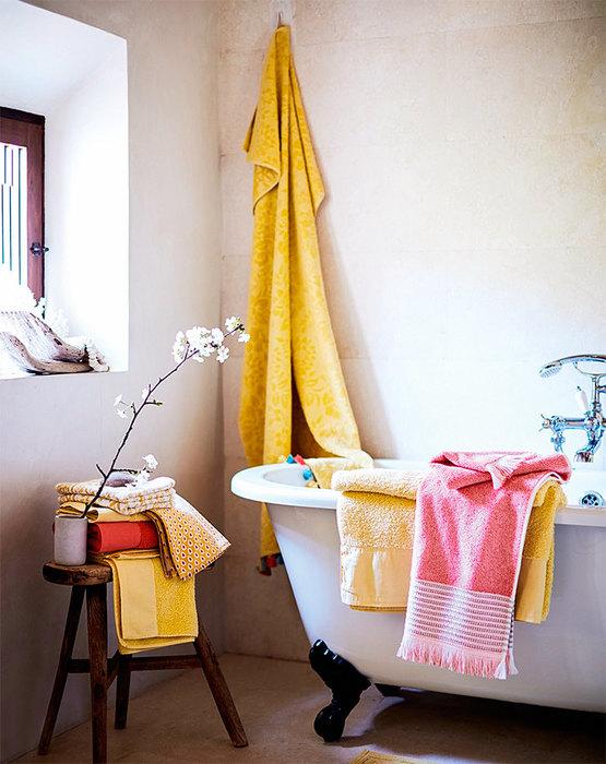 Индийское лето в дизайне жилища
