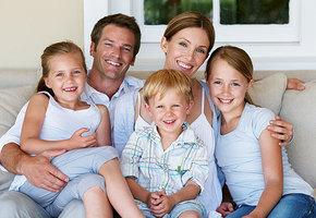 Что не так в многодетной семье? Забавные факты о воспитании троих детей