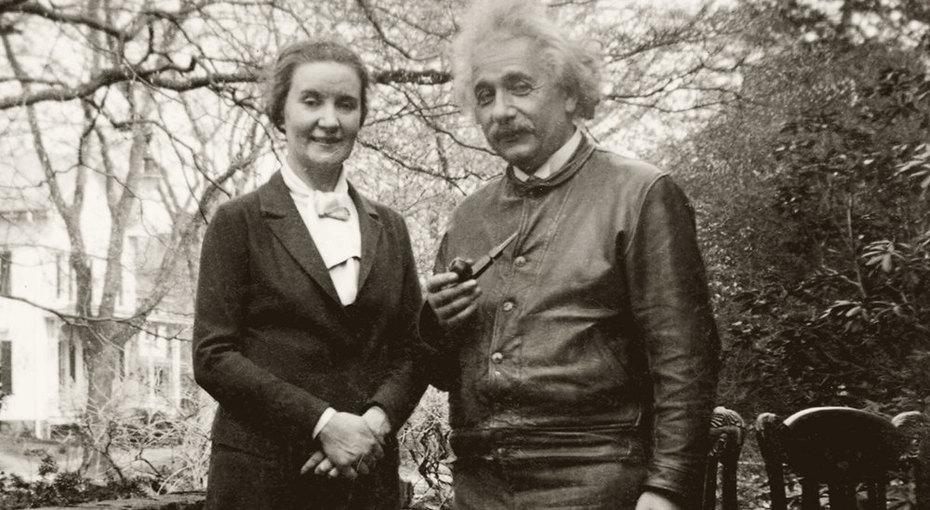 Теория любви: роман Альберта Эйнштейна исоветской разведчицы Маргариты Коненковой