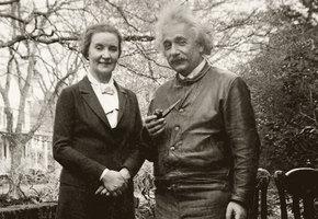 Теория любви: Альберта Эйнштейна и советской разведчицы Коненковой