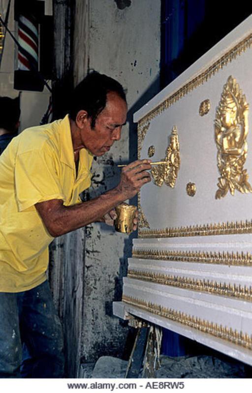 гробовщик из таиланда